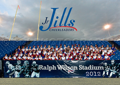 BUFFALO JUNIOR JILLS